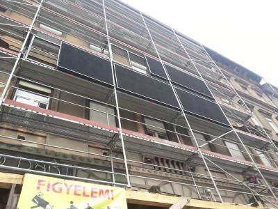 Nyugati téri plakát P12 20m2