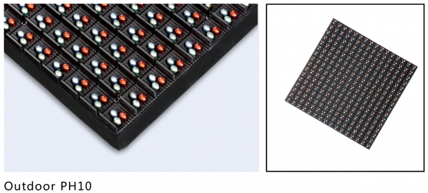 P10 DIP Led panel