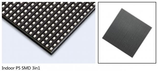 P5 SMD Led panel