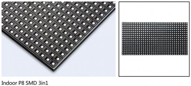 P8 SMD Led panel