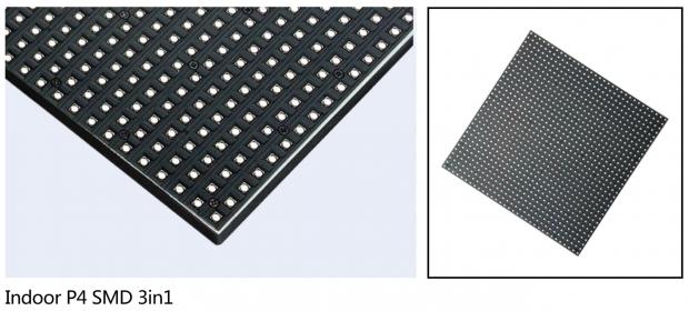 P4 SMD Led panel